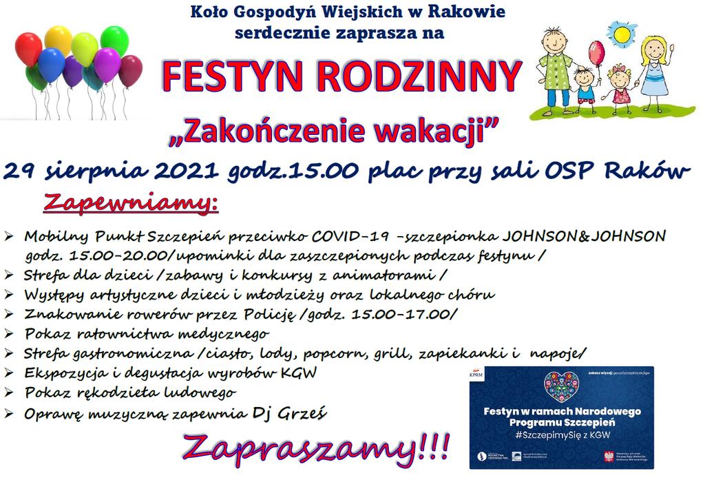 Festyn Rodzinny  - Raków.png