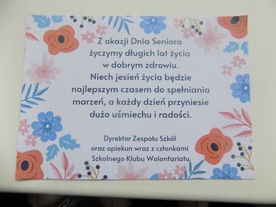 Galeria Dzień Seniora Łęka Opatowska